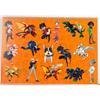 Εικόνα της Gim - Μπλοκ Ζωγραφικής Bakugan 23X33 cm 40φ. + Stickers 334-56416
