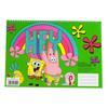 Εικόνα της Gim - Μπλοκ Ζωγραφικής SpongeBob 23X33 cm 40φ. + Stickers 336-75416