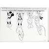 Εικόνα της Gim - Μπλοκ Ζωγραφικής Mickey 23X33 cm 40φ. + Stickers 340-83416