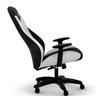 Εικόνα της Gaming Chair Corsair TC60 Fabric Black/White CF-9010037-WW