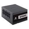 Εικόνα της Τροφοδοτικό Corsair SFX SF600 600W Full Modular 80 Plus Platinum CP-9020182-EU