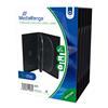 Εικόνα της MediaRange DVD Case for 5 Discs 22mm Black (5 Pack) BOX35-5