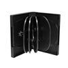Εικόνα της MediaRange DVD Case for 10 Discs 33mm Black (3 Pack) BOX35-10