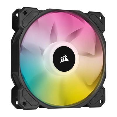 Εικόνα της Case Fan Corsair SP120 120mm ARGB Pro Elite Performance Black CO-9050108-WW
