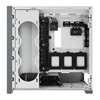 Εικόνα της Corsair iCUE 5000X RGB Tempered Glass White CC-9011213-WW