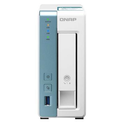 Εικόνα της Nas QNap TS-131K 1-Bay 1GB