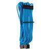 Εικόνα της Corsair Premium Sleeved ATX 24-Pin Cable Type-4 Gen4 Blue CP-8920232