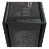Εικόνα της Corsair Obsidian 7000X iCUE RGB Tempered Glass Black CC-9011226-WW