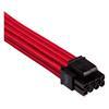 Εικόνα της Corsair Premium Sleeved EPS12V/ATX12V Cable Type-4 Gen4 Red CP-8920237
