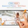 Εικόνα της IP Camera Laxihub P1-32 WiFi PT 1080p +32GB SD Card 6972055680305