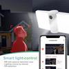 Εικόνα της IP Floodlight Camera Laxihub F1 WiFi 1080p 6972055689544