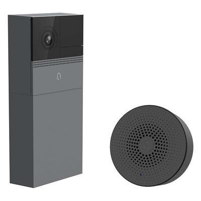 Εικόνα της Laxihub Doorbell B1-32 WiFi 1080p with Wireless Jingle +32GB SD Card 6972055681739