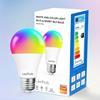 Εικόνα της Laxihub Smart LED Bulb LA27S RGB WiFi Bluetooth E27 Dimmable 6972055683344