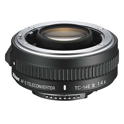 Εικόνα της Teleconverter Nikon AF-S TC-14E III 1.4x JAA925DA