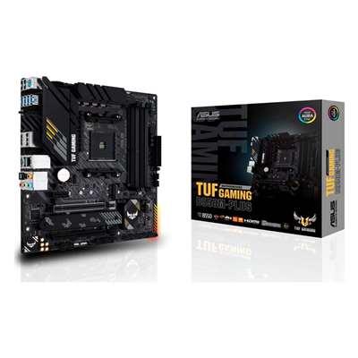 Εικόνα της Asus TUF Gaming B550M-Plus Micro-ATX sAM4 90MB14A0-M0EAY0