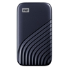 Εικόνα της Εξωτερικός Δίσκος SSD Western Digital My Passport 500GB Blue NVMe WDBAGF5000ABL-WESN