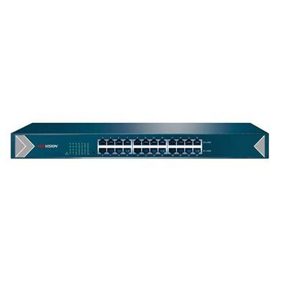 Εικόνα της Switch HikVision DS-3E0524-E 24-port 10/100/1000Mbps