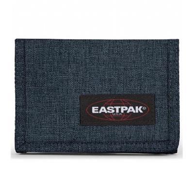 Εικόνα της Eastpak - Πορτοφόλι Crew Single Triple Denim EK00037126W1
