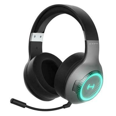 Εικόνα της Headset Edifier G33BT Bluetooth RGB Grey
