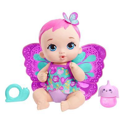 Εικόνα της Mattel - My Garden Baby, Μωράκι Για Φαγητό Ροζ Μαλλιά GYP10