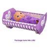 Εικόνα της Mattel - My Garden Baby, Μωράκι Για Φαγητό Μωβ Μαλλιά GYP11