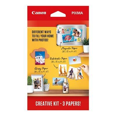 Εικόνα της Canon Pixma Creative Kit 10x15 3634C003AA