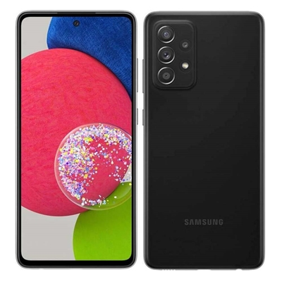 Εικόνα της Samsung Galaxy A52s 5G 8GB 256GB Awesome Black SM-A528BZKHEUE