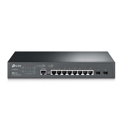 Εικόνα της Switch Tp-Link JetStream L2+ Managed TL-SG3210 v2 8-ports 2 SFP 10/100/1000Mbps