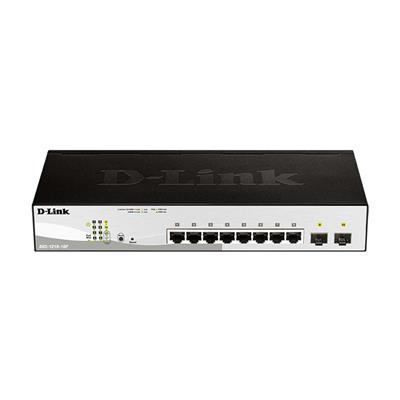 Εικόνα της Switch D-Link DGS-1210-10P 10-Port PoE Managed 10/100/1000 Mbps