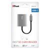 Εικόνα της Card Reader Trust Dalyx USB-C 24136