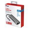 Εικόνα της Adapter Trust Dalyx 7-in-1 USB-C 23775