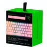 Εικόνα της Razer PBT Keycap & Coiled Cable Upgrade Set Quartz Pink RC21-01491000-R3M1