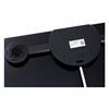 Εικόνα της Esperanza Smart Ζυγαριά με Λιπομετρητή & Bluetooth σε Μαύρο Χρώμα EBS016