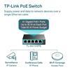 Εικόνα της Switch Tp-Link Easy Managed TL-SG105PE v1 4-port PoE+ 1-port 10/100/1000Mbps