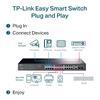 Εικόνα της Switch Tp-Link Easy Managed TL-SG1428PE v1 24-ports PoE+ 2 SFP 10/100/1000Mbps