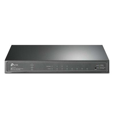 Εικόνα της Switch Tp-Link Jetstream Smart Managed TL-SG2008P v2 8-ports 4 PoE+ 10/100/1000Mbps