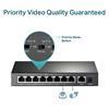 Εικόνα της Switch Tp-Link TL-SF1009P v1 8-port PoE+ 1-port 10/100/1000Mbps