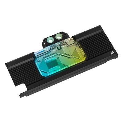 Εικόνα της GPU Waterblock Corsair Hydro X Series XG7 RGB Black (RTX 2080 Ti) CX-9020010-WW
