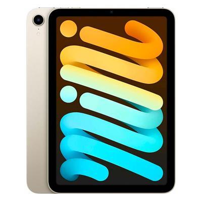 Εικόνα της Apple iPad Mini WiFi 64GB Starlight 2021 MK7P3RK/A