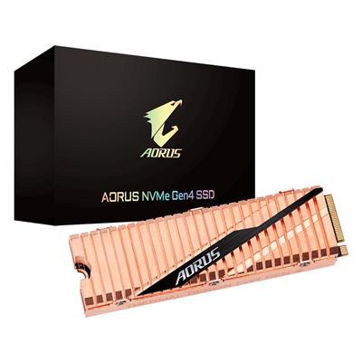 Εικόνα της Δίσκος SSD Gigabyte Aorus 500GB M.2 NVMe ASM2NE6500GTTD