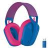 Εικόνα της Headset Logitech G435 LightSpeed Blue/Pink 981-001062
