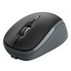 Εικόνα της Ποντίκι Trust Yvi Wireless Rechargeable Black 24077