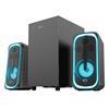 Εικόνα της Ηχεία Trust 2.1 GXT 635 Rumax RGB Bluetooth Black 23927
