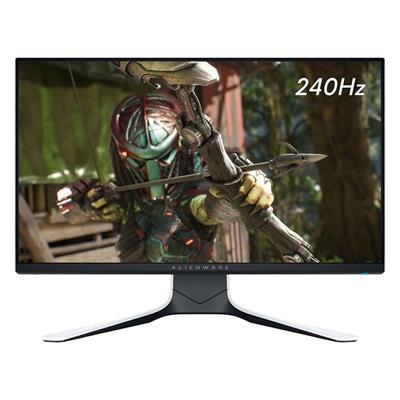 Εικόνα της Οθόνη Alienware 24.5'' AW2521HFLA 240Hz NVIDIA G-Sync AMD FreeSync Premium White 210-AXRP