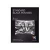 Εικόνα της Wacom Pen Nibs 5-Pack Black ACK-20001