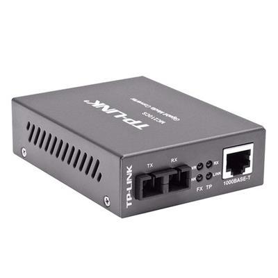 Εικόνα της Tp-Link Single-Mode Gigabit SC Media Converter v5 MC210CS