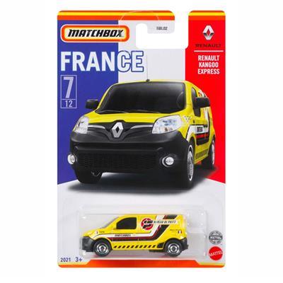 Εικόνα της Mattel Matchbox - Renault Kangoo GKM35
