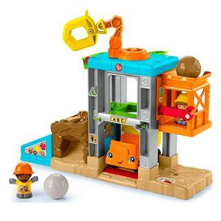 Εικόνα της Fisher Price - Little People Εργοτάξιο Σετ HCJ64
