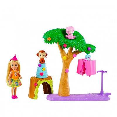 Εικόνα της Barbie Chelsea - Πινιάτα Έκπληξη Σετ GTM84