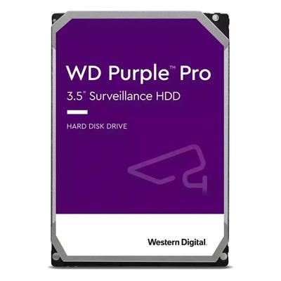 Εικόνα της Εσωτερικός Σκληρός Δίσκος Western Digital Purple Pro Surveillance 8TB 3.5'' Sata III 256MB WD8001PURP